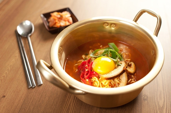ramyeon mi instan Korea