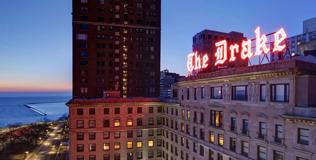The Drake Hotel Chicago