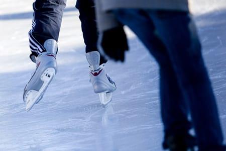 Ladispoli, per la gioia dei ragazzi pista di pattinaggio fino a febbraio