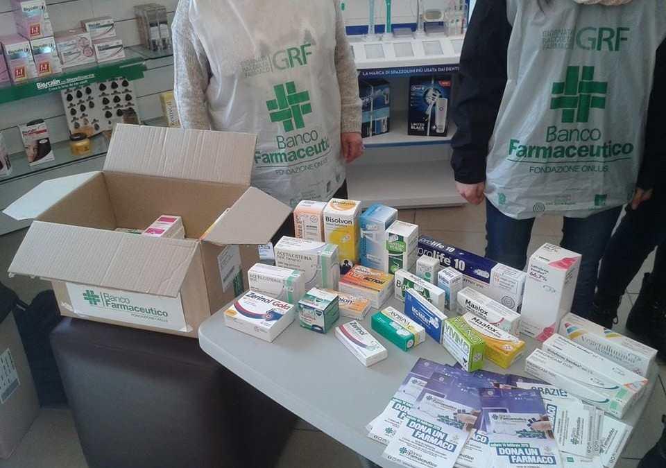 Cerveteri, torna la Giornata Nazionale della Raccolta del farmaco