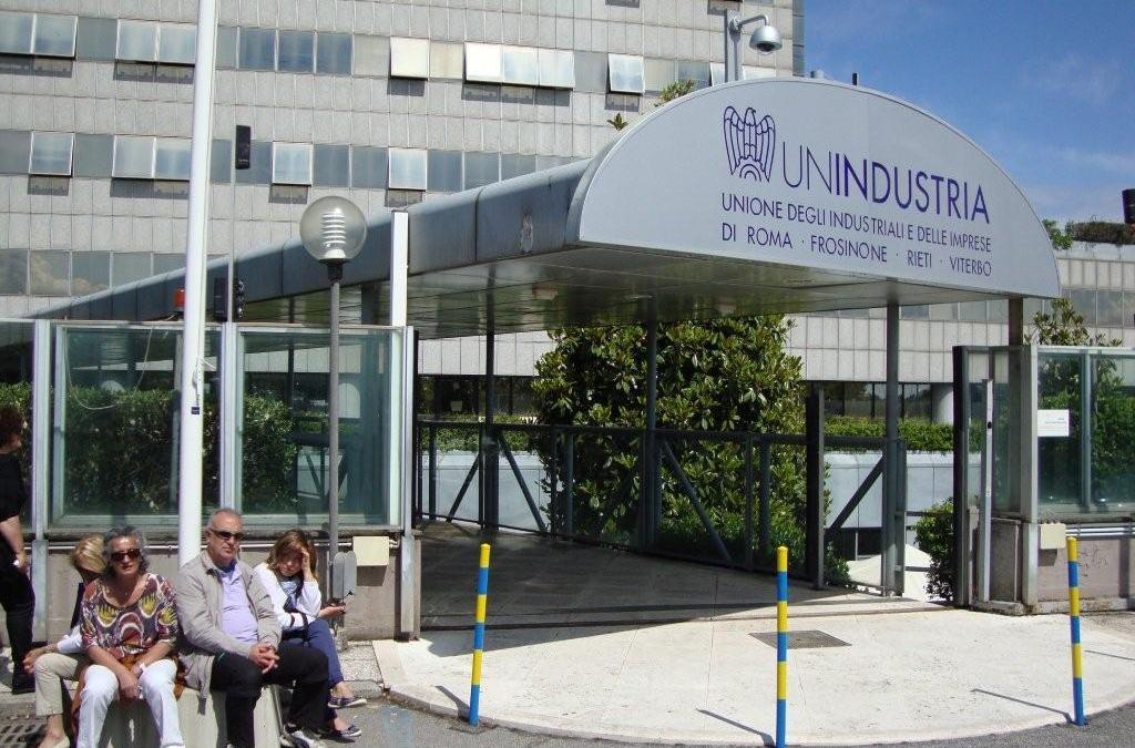 Unindustria: martedì 16 ottobre l'assemblea generale
