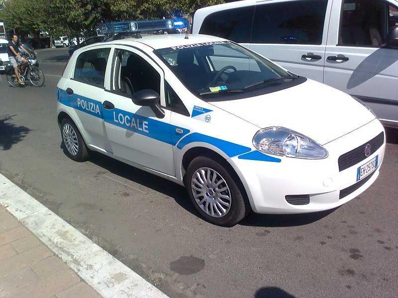 Civitavecchia, evasione quasi totale della tassa d'ingresso: 80 multe della Polizia Locale