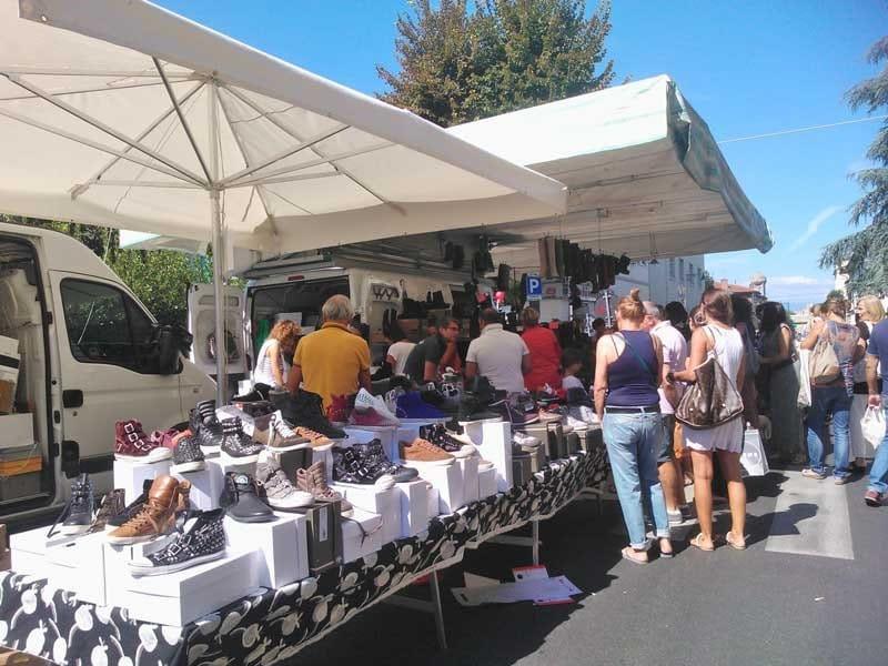 Ladispoli, mercato di piazzale Onofri anticipato di un giorno al 24 e 31 dicembre
