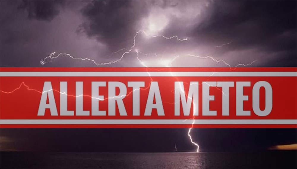 Allerta meteo, tornano i temporali