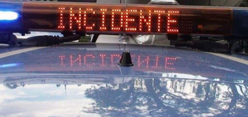 Incidente stradale in via del Sasso a Cerveteri