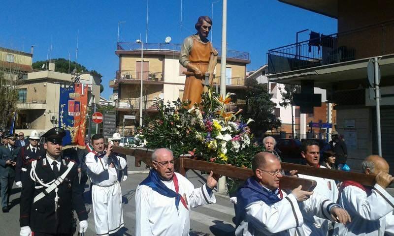 Ladispoli festeggia San Giuseppe martedì con la processione