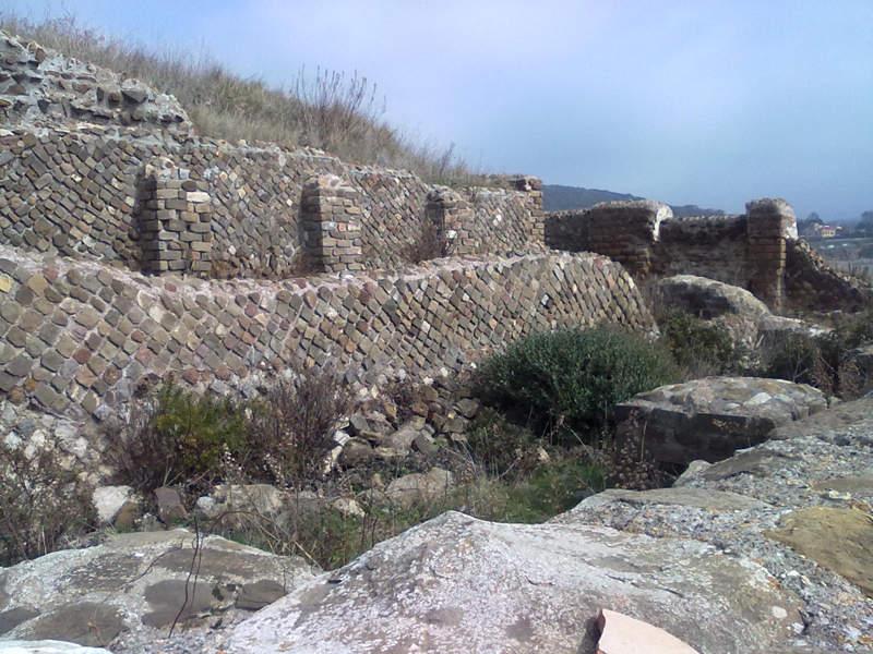 La Ladispoli 1 adotta i siti archeologici romani di Palo e Grottaccia