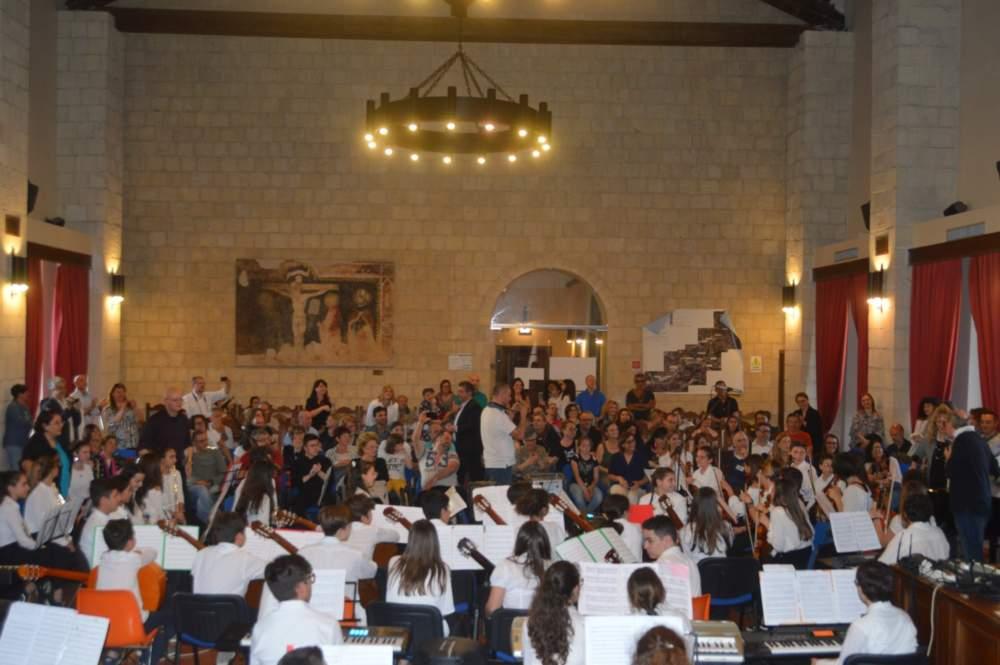 Tarquinia, concluse le audizioni del Concorso Musicale Internazionale