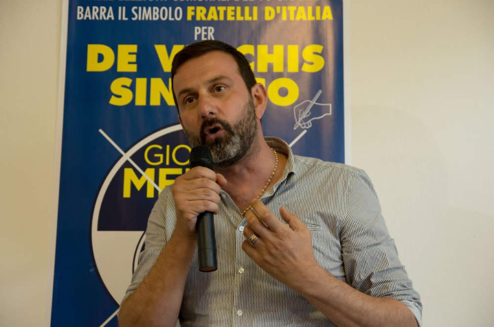 """Fiumicino, De Vecchis: """"Facciamo chiarezza, una volta per tutte"""""""