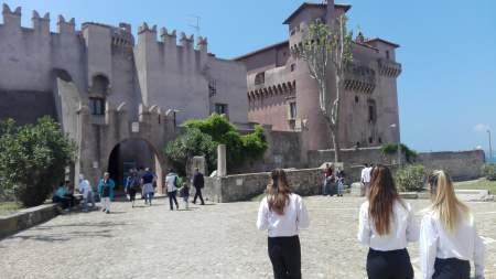 Castello di Santa Severa: bilancio positivo per le visite e i laboratori scolastici