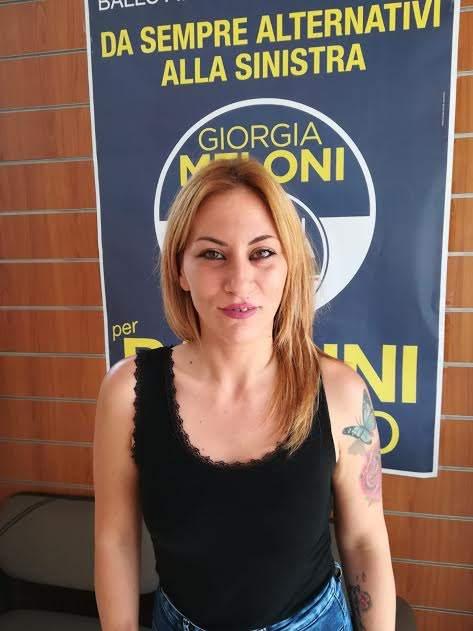Fiumicino: Dopo il Consigliere Coronas altre adesioni a Fratelli d'Italia. Giada Petrarca sposa il partito della Meloni.