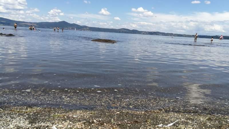 Prosegue la ripresa del Lago di Bracciano