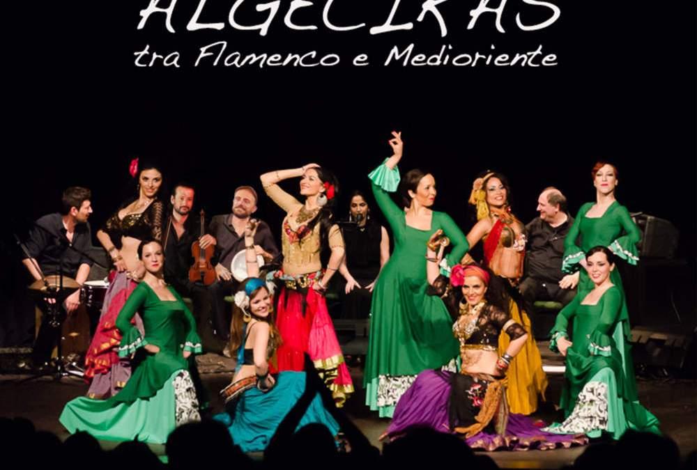 Santa Severa: il 12 agosto un viaggio tra flamenco e medioriente con Algeciras