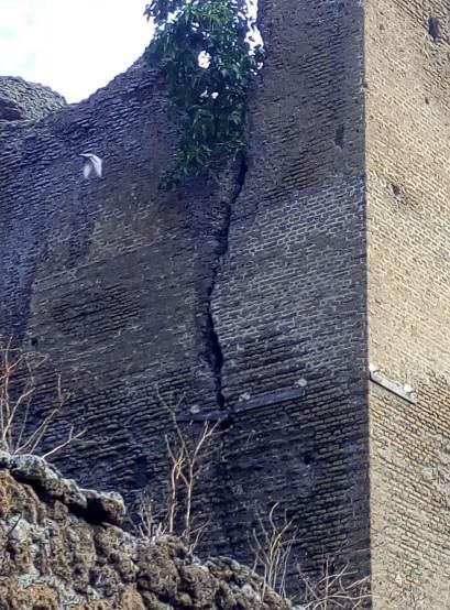 """FdI Cerveteri: """"Grave frattura sulla Torre Romana"""""""