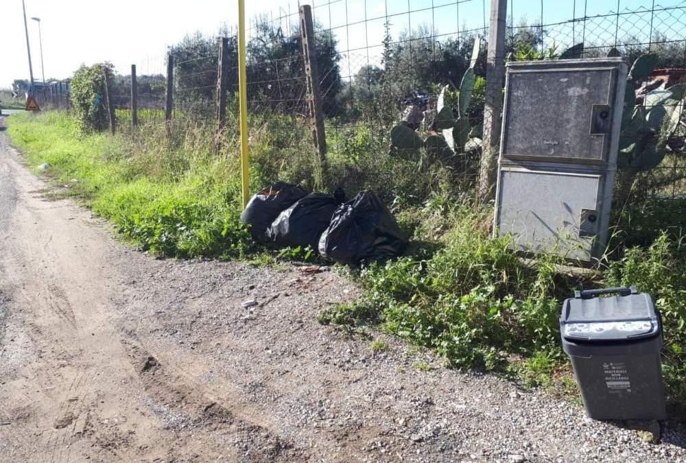 Cerveteri, otto verbali di Polizia Locale e Guardie Ecozoofile per conferimento sbagliato dei rifiuti