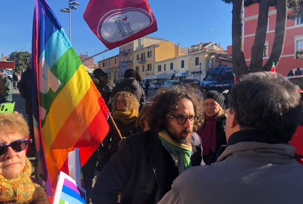 """Cerveteri, Pascucci: """"Per CasaPound la pace ha un colore politico"""""""