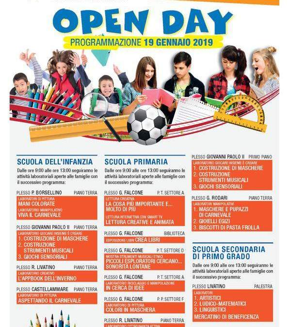 Secondo Open Day per l'istituto comprensivo Ladispoli 1