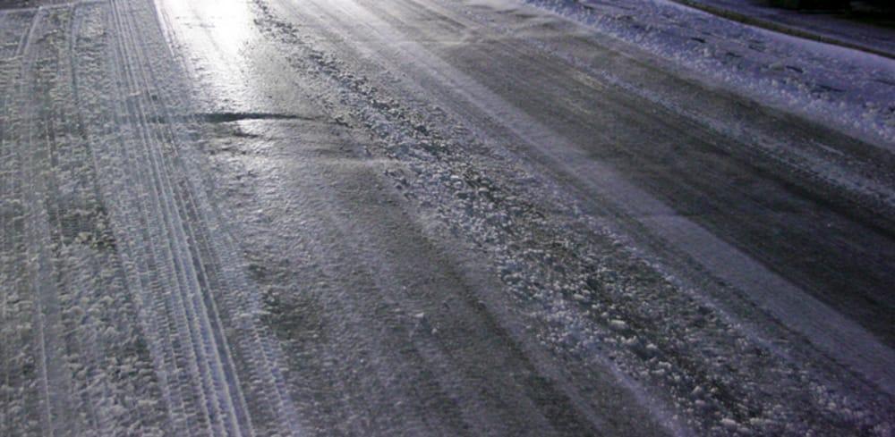 Allerta meteo: neve no, ghiaccio sì