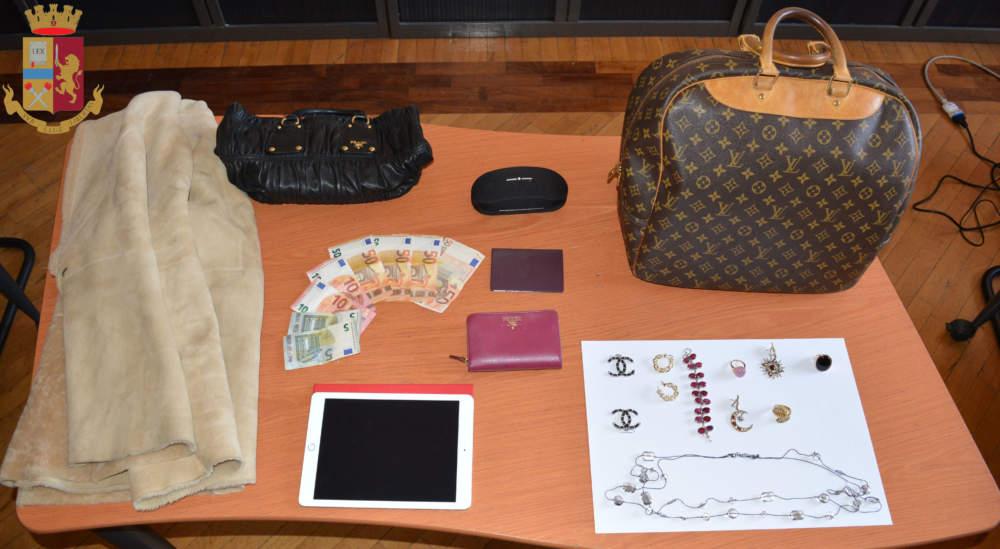 Termini, ruba borsa con dentro 20mila euro di gioielli