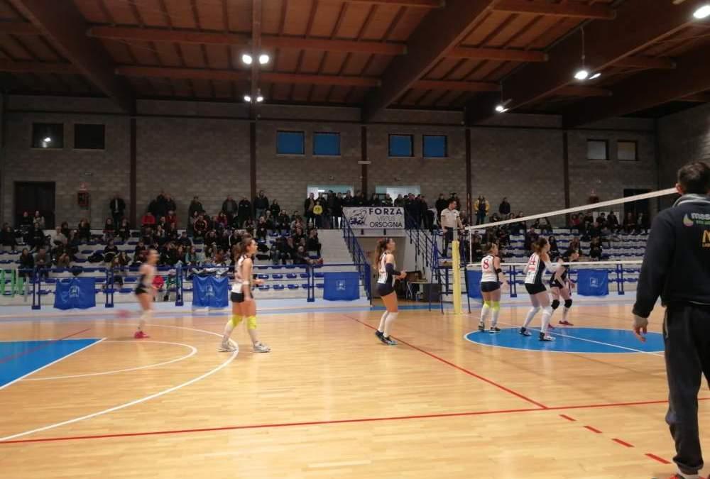 Volley, La massimi vince anche contro la Virtus Volley Orsogna