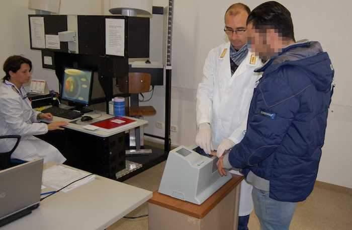 Polizia locale di Roma: attivo centro per fotosegnalamento e rilievi dattiloscopici