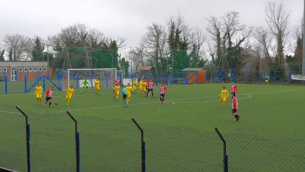 La paura vince nel derby della Braccianese: 0-0 fra Tolfa e Canale
