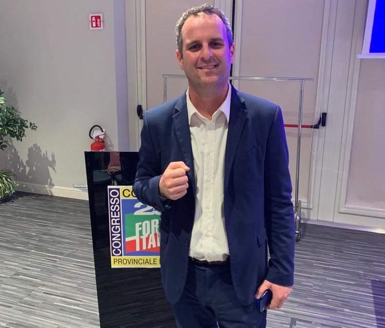 Civitavecchia, Battilocchio eletto nuovo coordinatore provinciale di Forza Italia