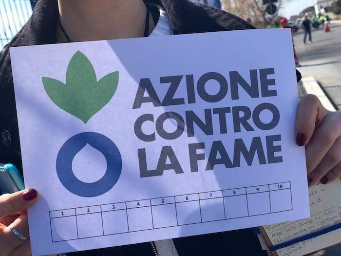Fiumicino, a Focene la corsa contro la fame
