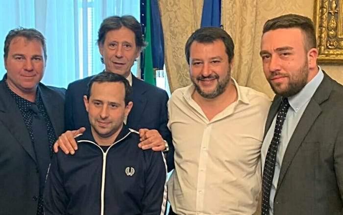 """""""Salvini ha messo nel mirino Roma"""": il ministro incontra consiglieri e coordinatori della Lega"""
