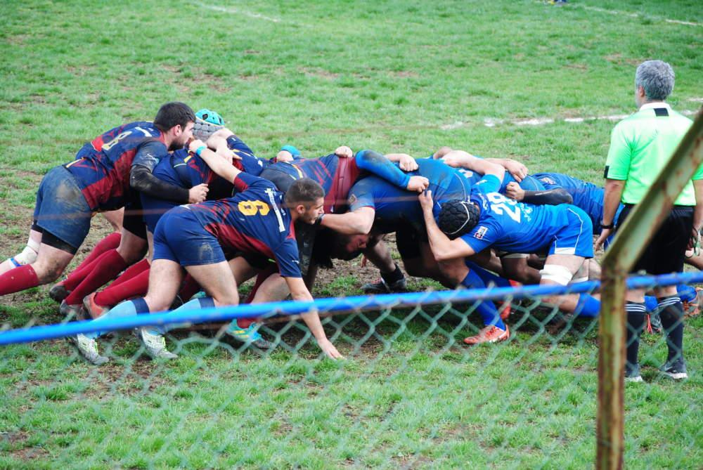 Rugby, il Montevirginio non conosce ostacoli: 29-0 al Tivoli