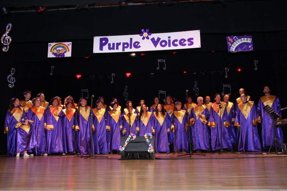Tolfa Jazz, domenica alla Sughera i gospel del Purple Voice