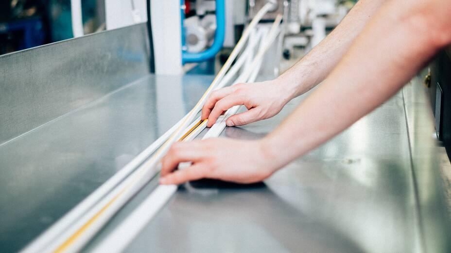 bande adhesive pour baguettes et