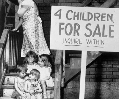 4 childeren for sale