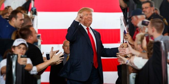 Trump Uyarısı: Başkan, Tekrar Seçilmediği Takdirde Ekonominin Daha Önce Hiç Görülmemiş Bir Şekilde Çökeceğini Söylüyor