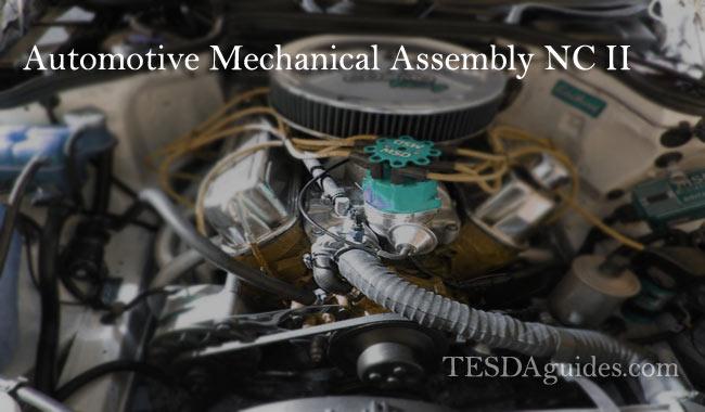 tesdaguides.com-Mechanical-automobile Assemblée-NC-II