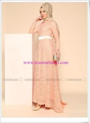 gupurlu-abiye-elbise-pudra--uane-360 TL