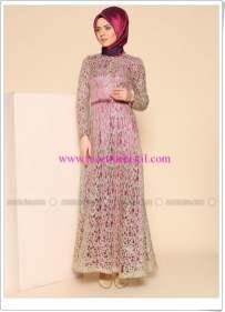 kemerli-abiye-elbise-fusya-puane-330 TL