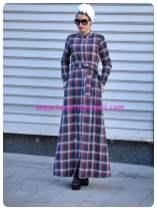 isil-ekose-elbise-bordo-selma-sari-design-80 TL