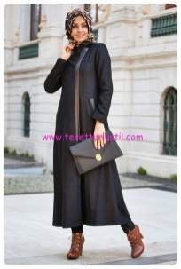 kase-deri-detayli-kap-modeli-sedanur-collection-4500-siyah