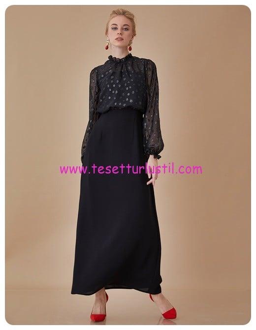 firfirli-ustu-puantiyeli-elbise-siyah