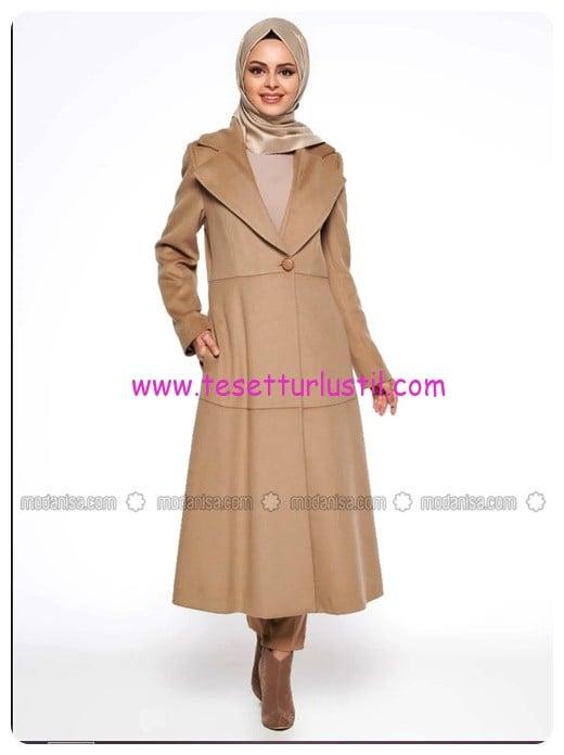 nihan camel kase manto-180 TL