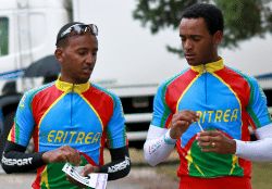 Year 2013 begins for Eritrean cyclists to show case their dominance on the continent and beyond
