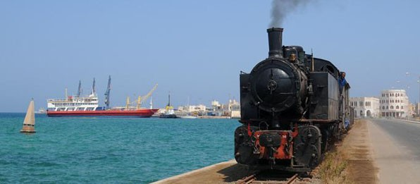 A trip to Eritrea is not complete without a trip to the 1500 year old coastal town - Massawa