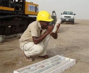 Eritrean Geologist