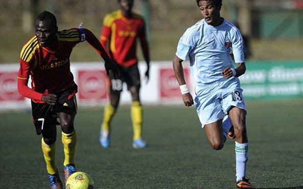 Uganda and Sudan passed to the quarterfinals after each secures a 3 - 0 win over Eritrea