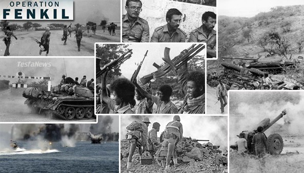 Operation Fenkil: The Major Operation That Heralded Eritrea's Total Liberation