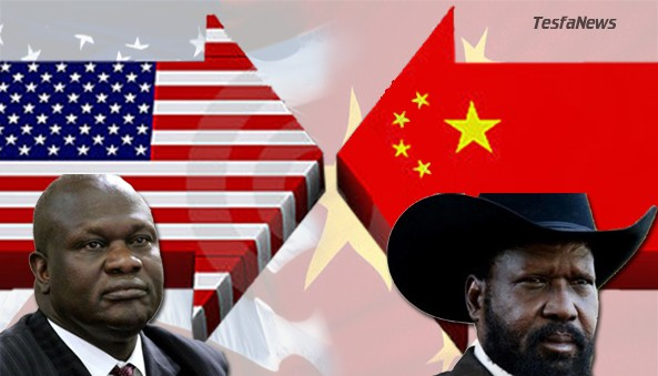 US Security Strategy in South Sudan. An anti-China Strategy?