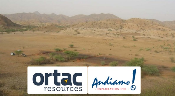 The Yacob Dewar Oxide Gold and Copper Deposit Site. Ortac and Andiamo teamed up to develop the Haykota exploration licence into a mining licence by June 30, 2015