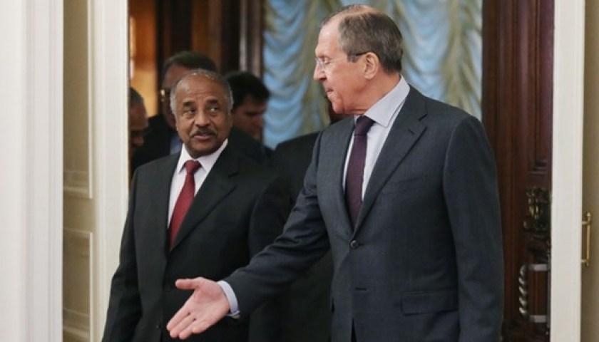 Russia Eritrea sign trade pact