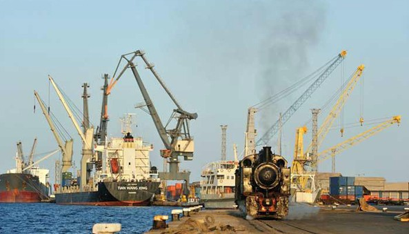 Eritrea dispensed Nakfa 1.2 billion in the first phase of port rehabilitation and modernization program